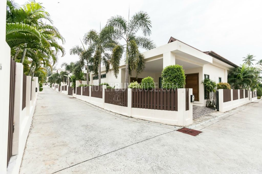 RAW5971:漂亮3建卧室别墅在安全的村庄,编号46766