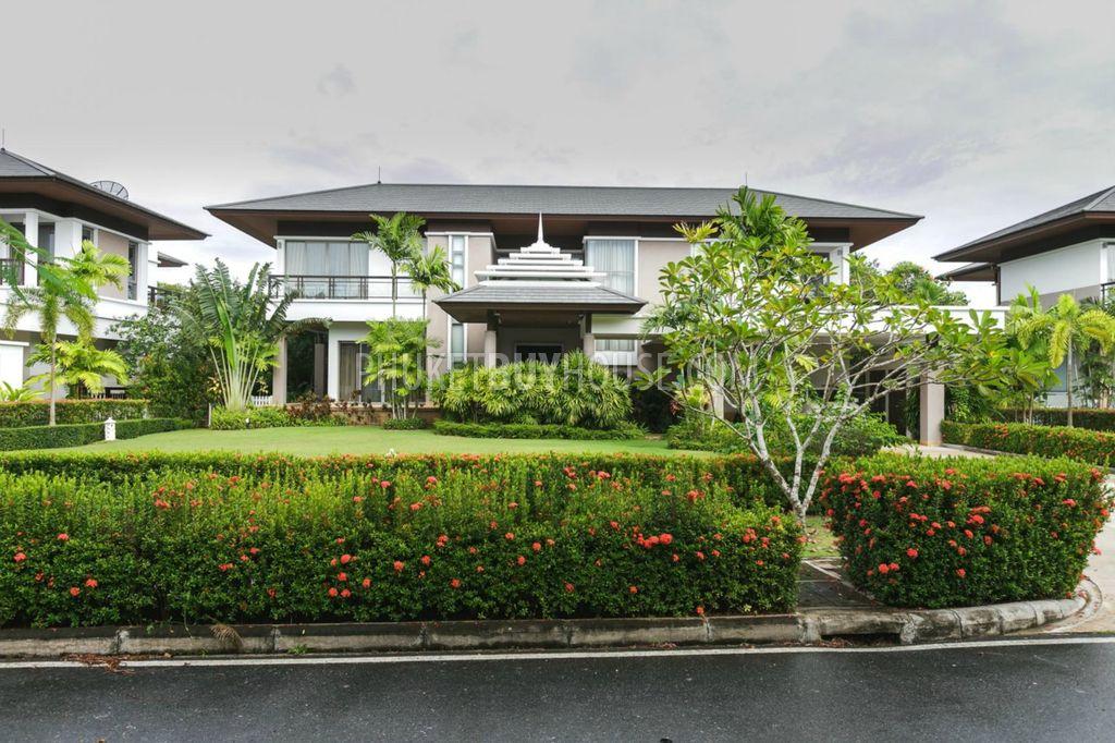 普吉岛豪华湖景大别墅BANG TAO区:BAN5985,编号46449