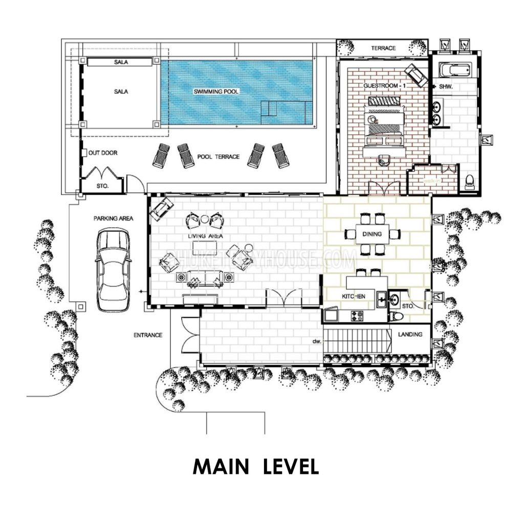 Ocean view Villa with infinity Pool in Layan ‹ etbuyhouse.com on air conditioning schematic diagram, infinity swimming pool designs, natural swimming pool diagram, spa schematic diagram, swimming pool plumbing isometric diagram,