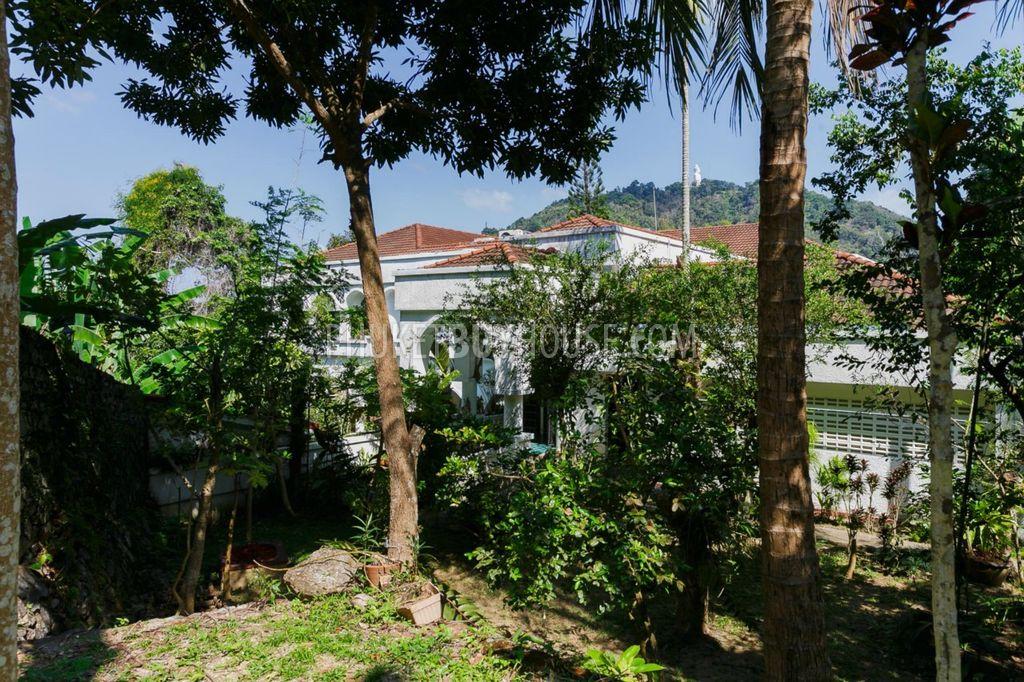 普吉岛山坡上宽敞的海景豪宅KATA区:KAT5996,编号46388