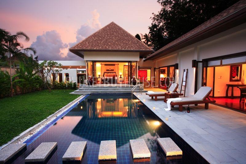NAI6009:美丽的巴厘岛风格别墅,靠近奈哈恩海滩
