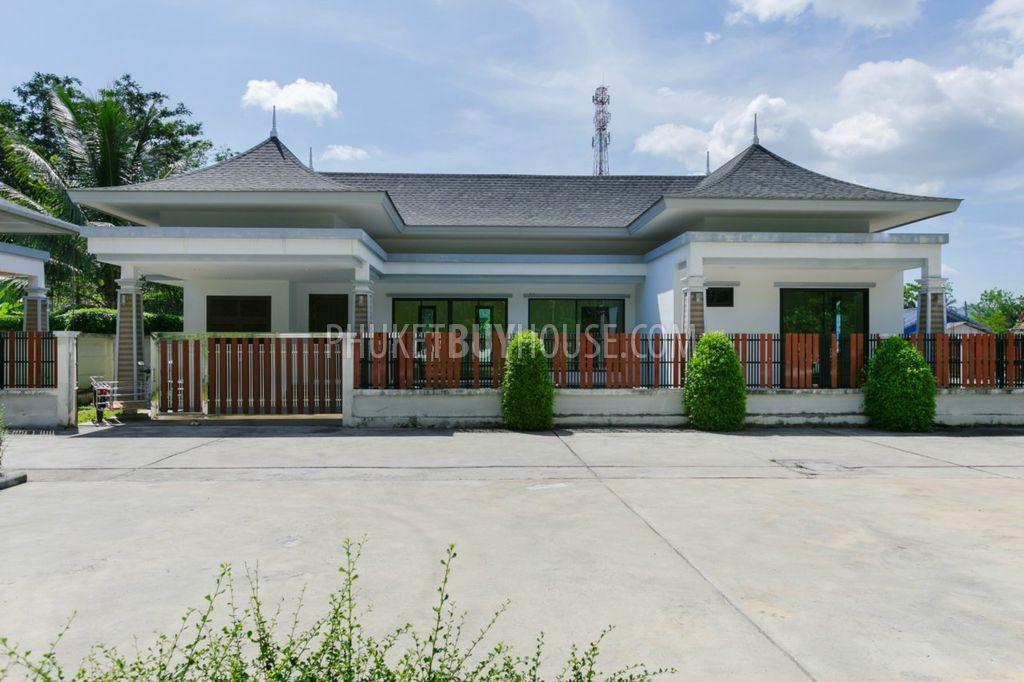 普吉岛现代独立住宅3卧室TALANG区:TAL6017
