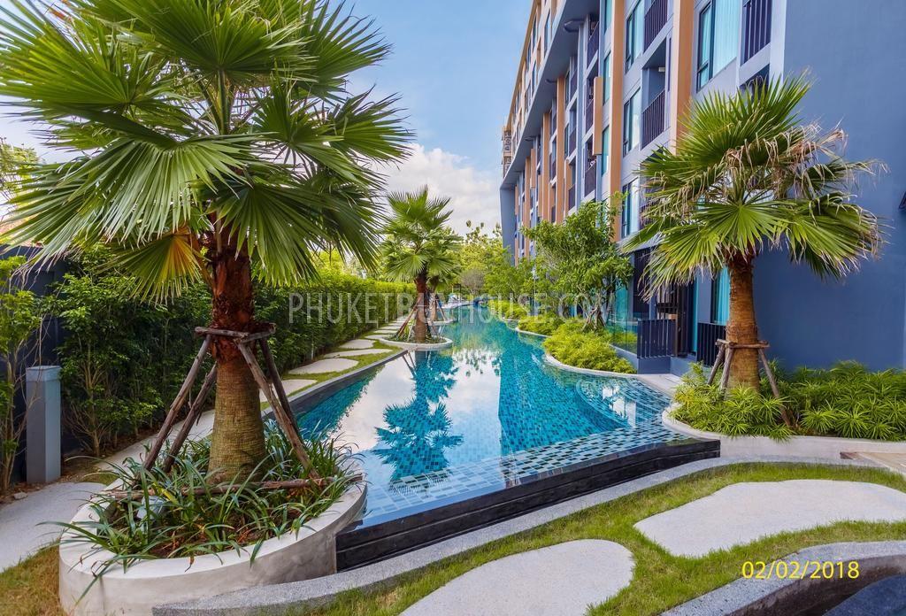 普吉岛舒适1间室公寓SURIN区:SUR6028