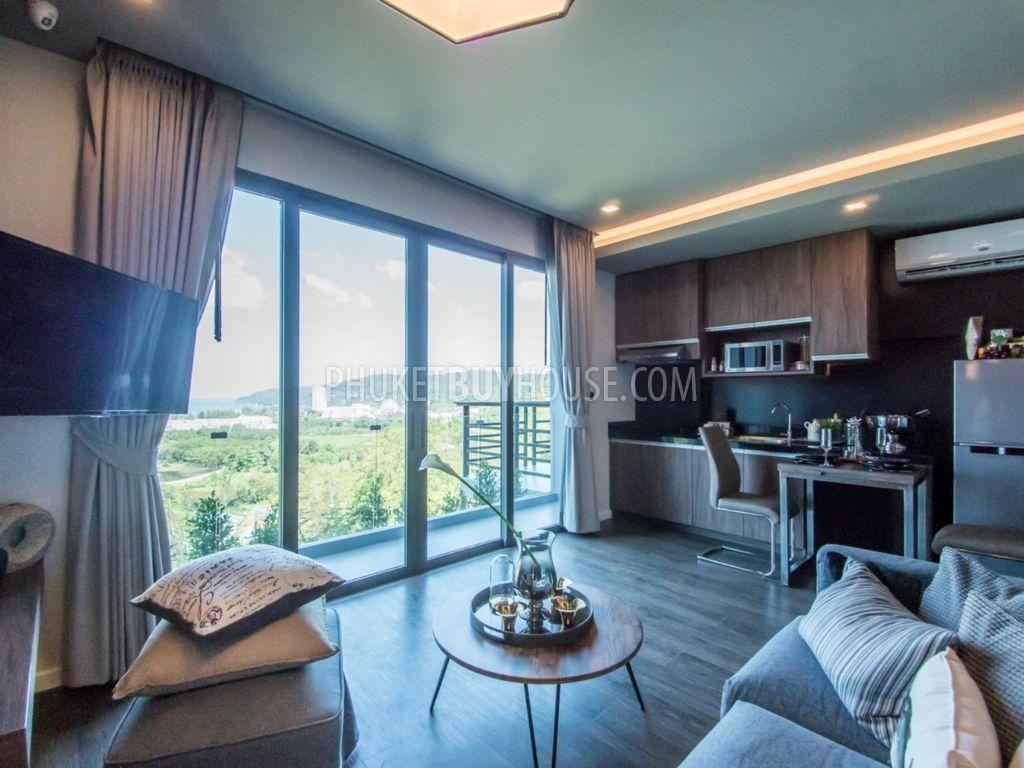 KAR5974:新项目的顶层两卧室公寓富有格调