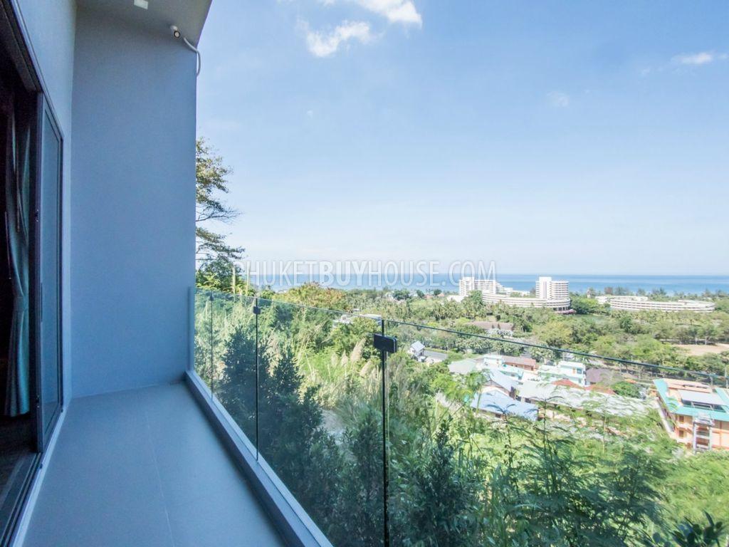 KAR5972:全新豪华住宅区海景公寓