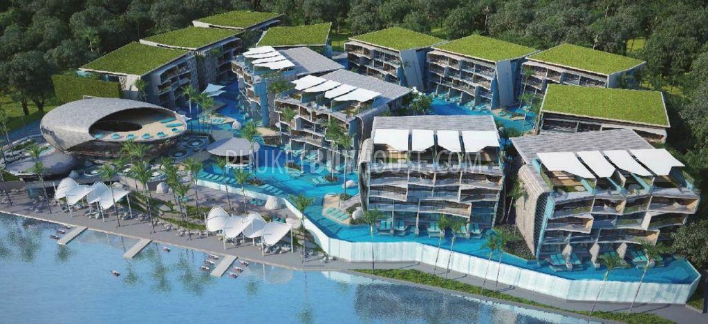 普吉岛奈汉公寓距离海滩NAI HARN区:NAI6032