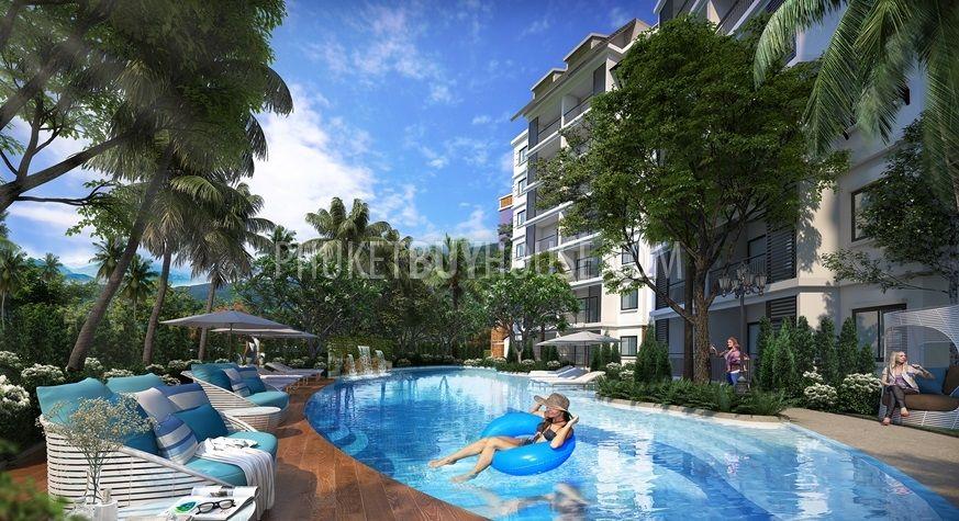 NYG6039:奈阳海滩1室海景房公寓