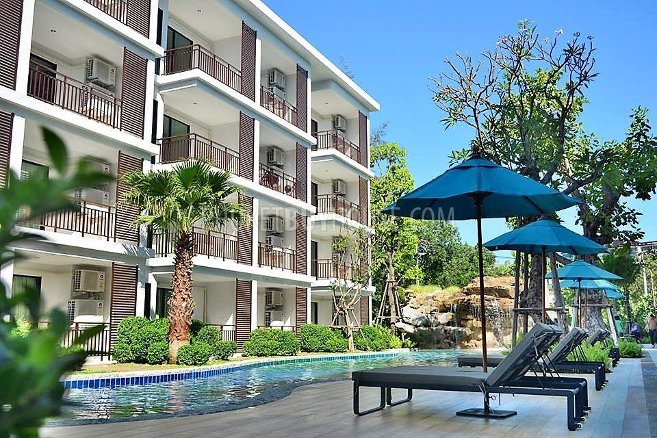 RAW6042:拉瓦伊海滩附近的一居室现代公寓