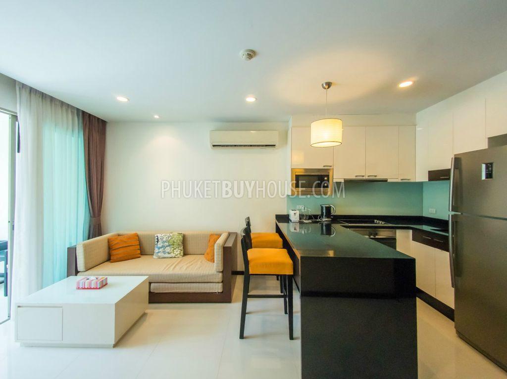普吉岛海滩附近1间室的迷人公寓KAMALA区:KAM6044