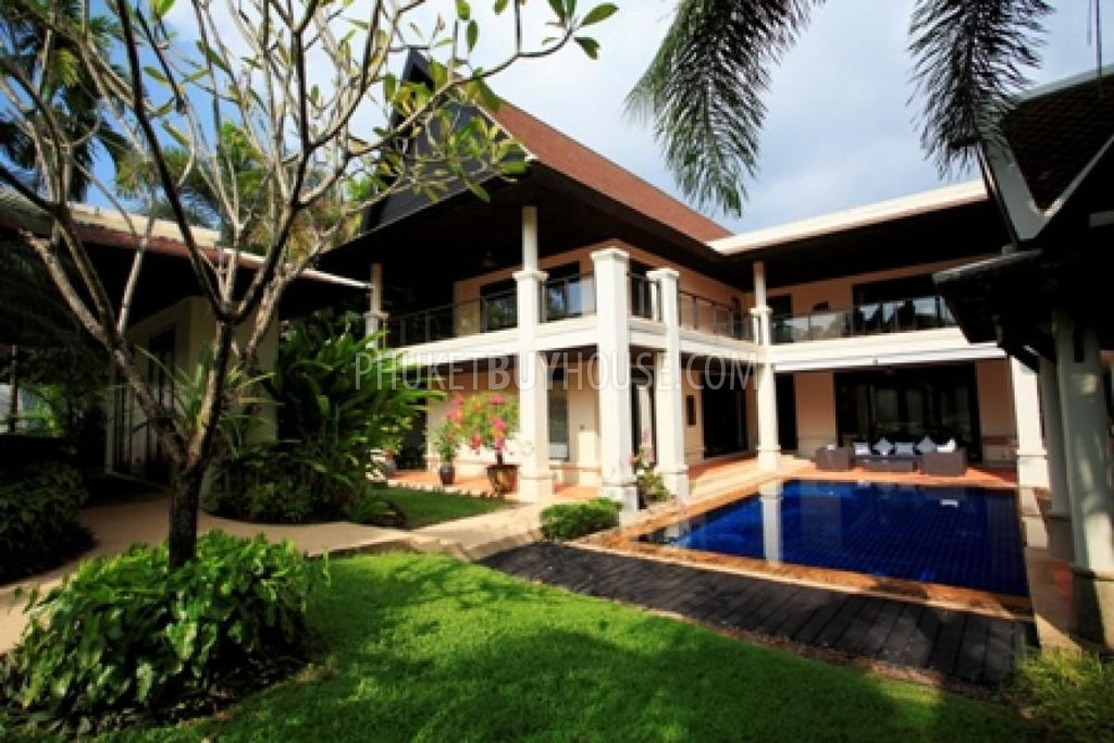 普吉岛美丽热带花园别墅LAYAN区:LAY6054