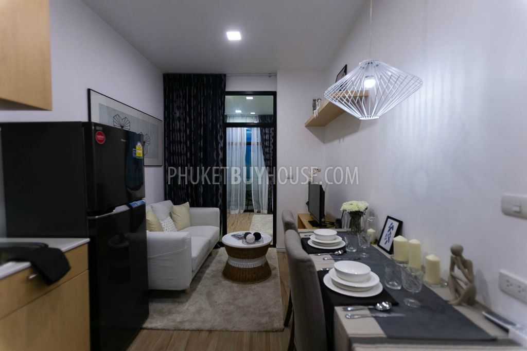 Raw5954 comfortable apartment in the heart of rawai for Apartment design guide part 3