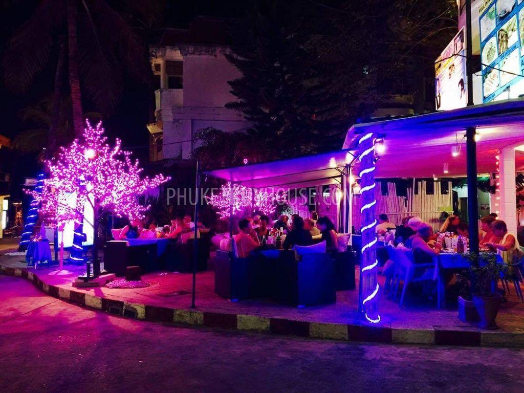 普吉岛海滩120个座位餐厅KARON区:KAR6062