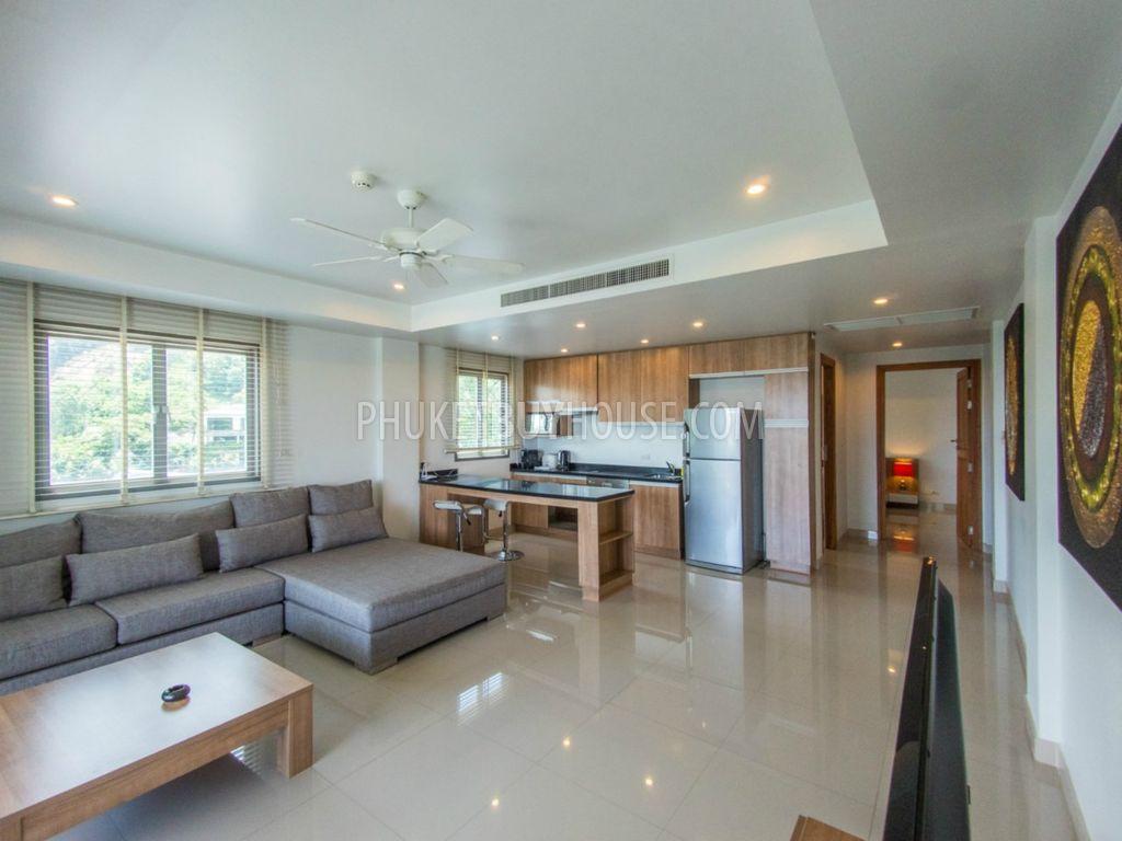 普吉岛现代1间室海景公寓SURIN区:SUR6043