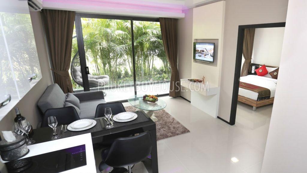 NAI6073:奈汉地区酒店式公寓