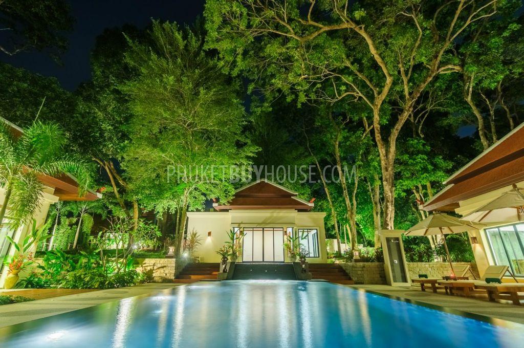 NAI6076:带私人泳池的泰巴厘别墅