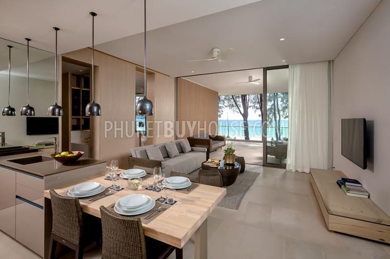 普吉岛酒店室公寓距离海滩KAMALA区:KAM6081