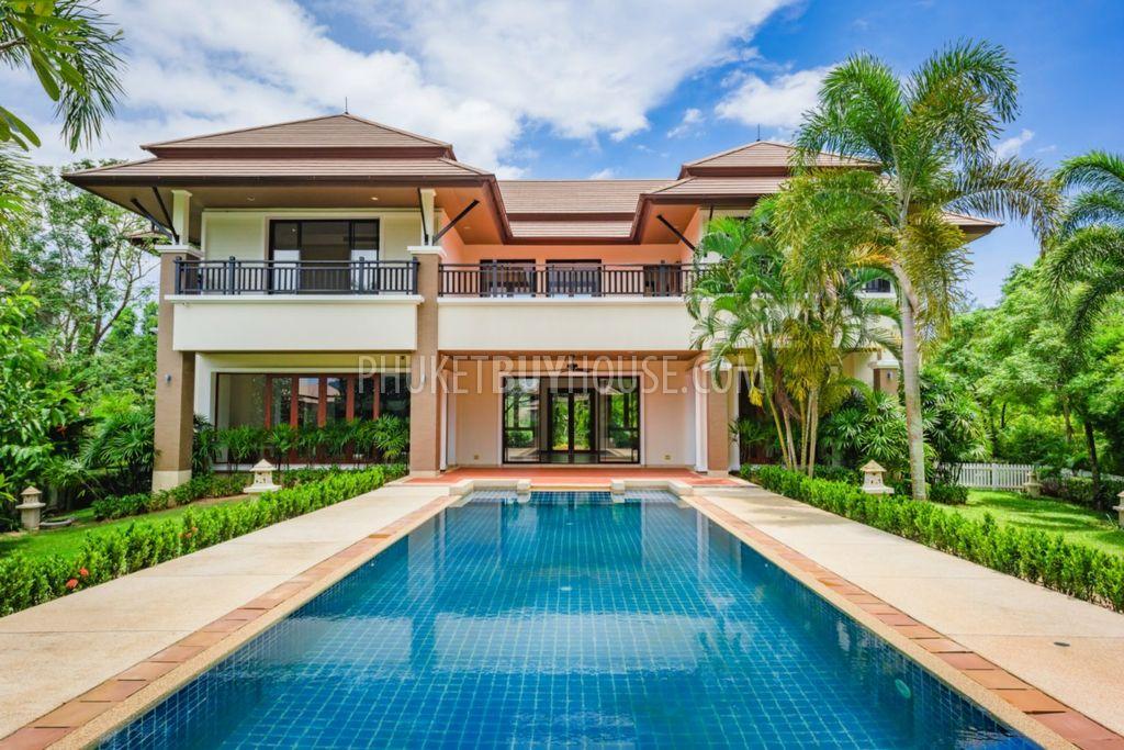 普吉岛·私人游泳池别墅BANG TAO区:BAN6087