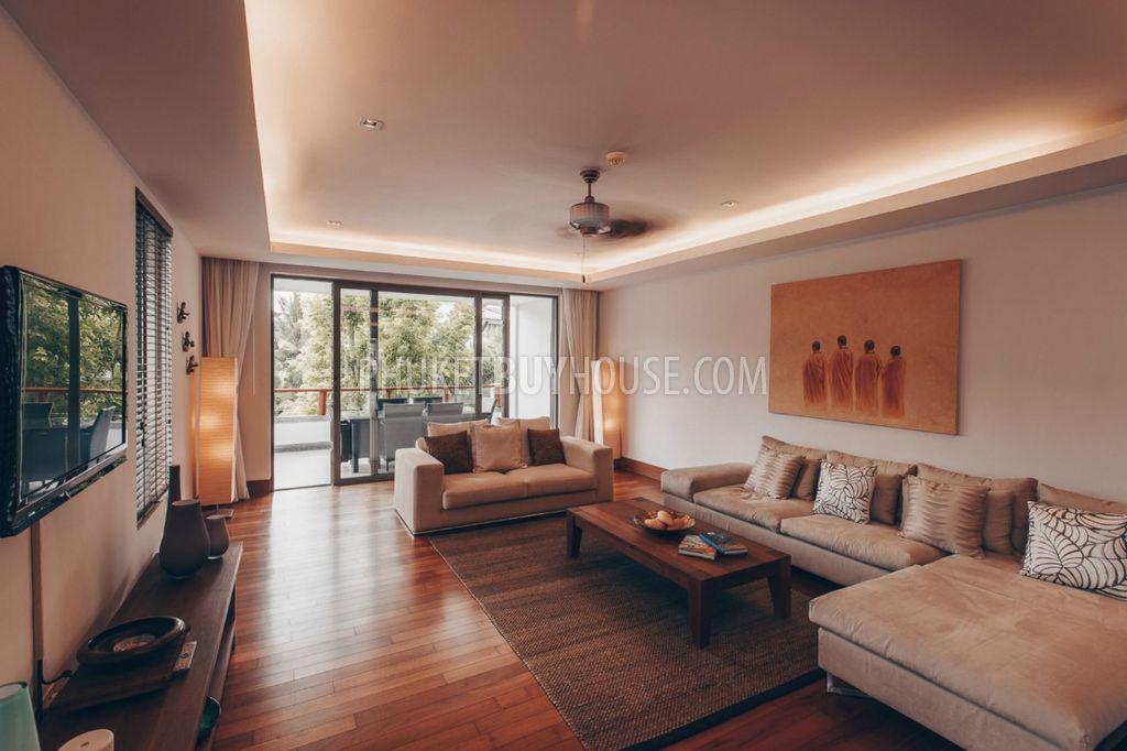 普吉岛海滨顶层公寓NAI THON区:NAT6091