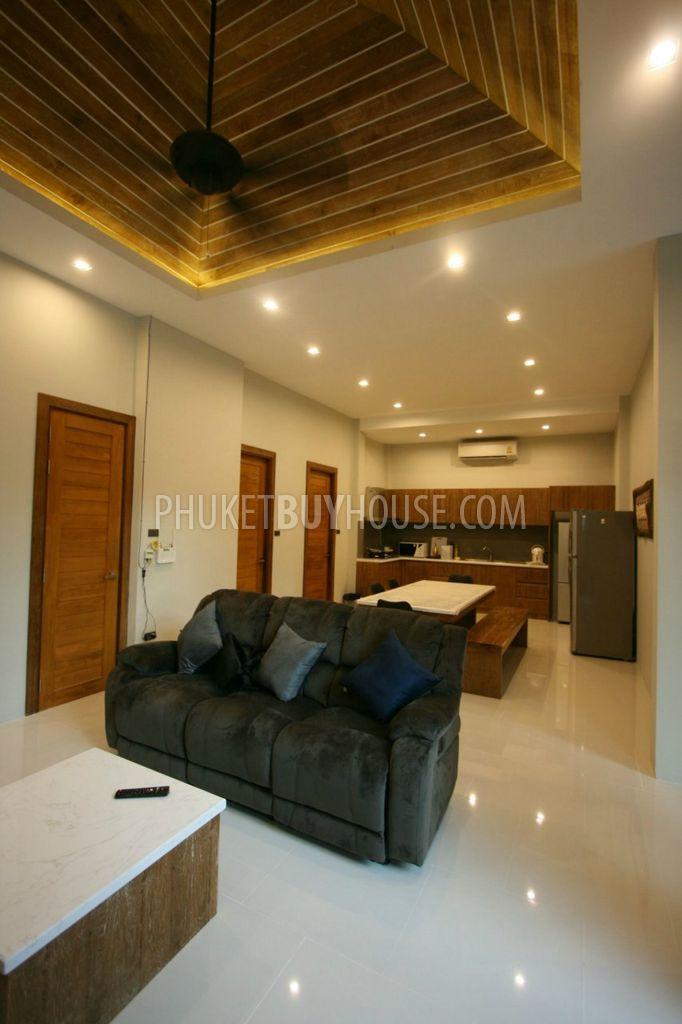 Cha5172 3 Bedroom Pool Villa In Chalong Phuket Buy House