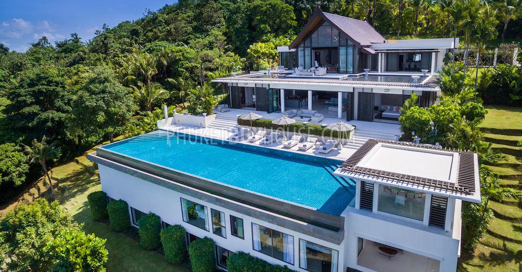 普吉岛私人泳池的豪华别墅BANG TAO区:BAN6103,编号43918