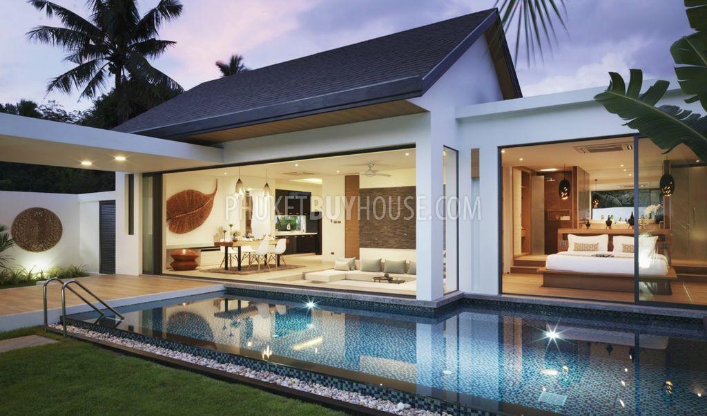 NYG6080:奈扬的现代风格别墅,价格实惠
