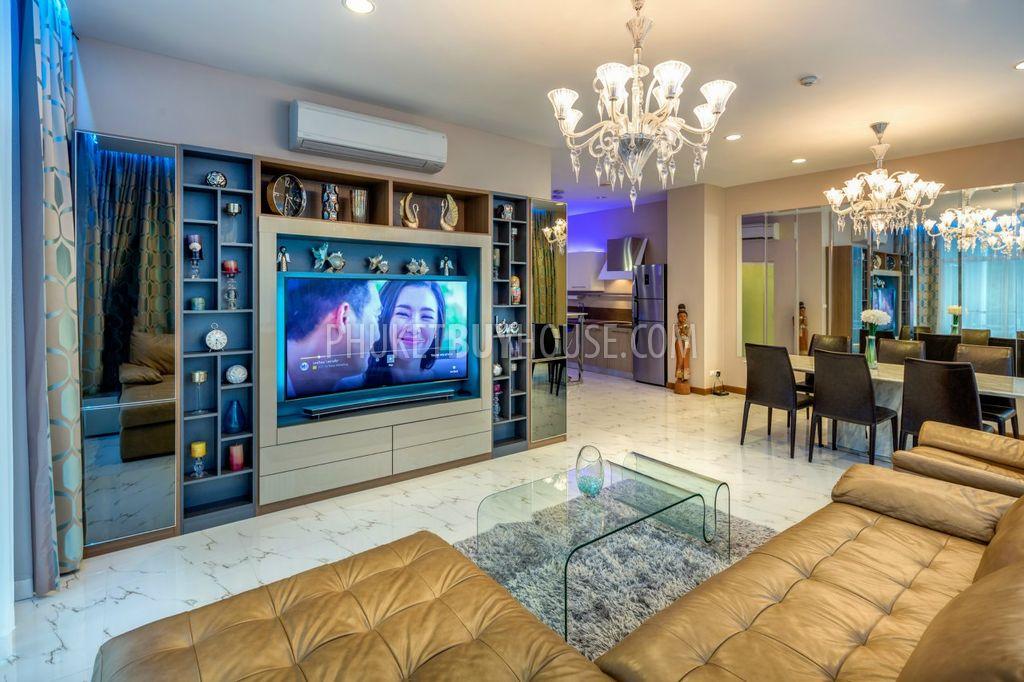 普吉岛一居室公寓KARON区:KAR6131