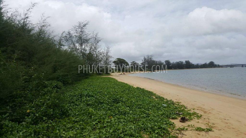 普吉岛出售土地萨拉新桥附近:PHA6136