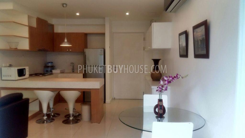 普吉岛1室精装修公寓KAMALA区:KAM6152