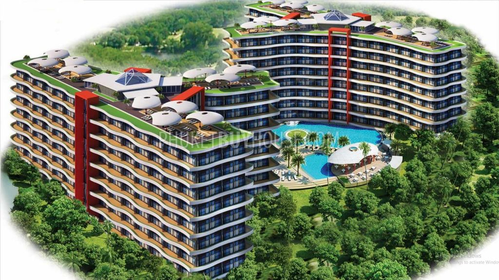 普吉岛经济型酒店项目MAI KHAO区:MAI6155