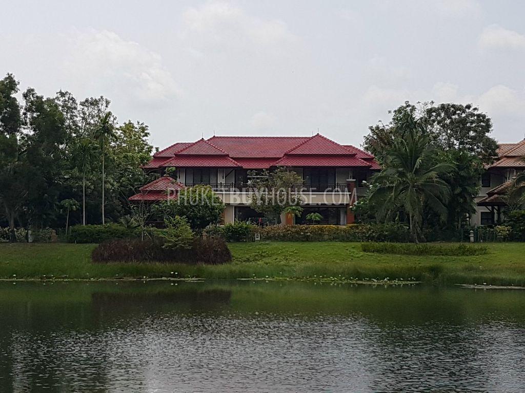 普吉岛5间卧室的别墅湖景BANG TAO区:BAN6164