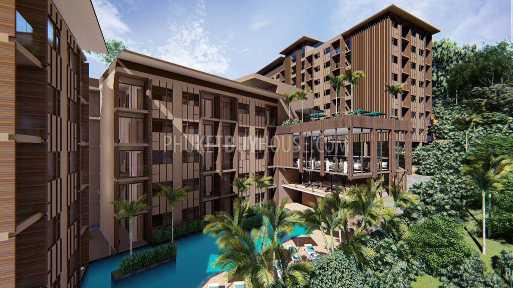 普吉岛新一室期房公寓KARON区:KAR6169,编号43905
