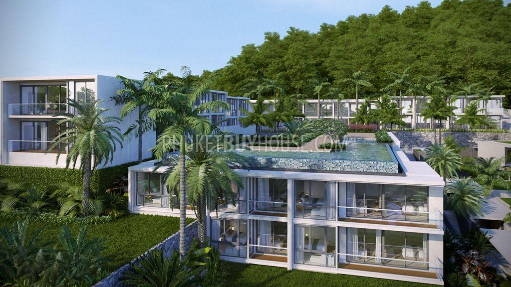 KAR5960:卡龙新项目的泳池别墅
