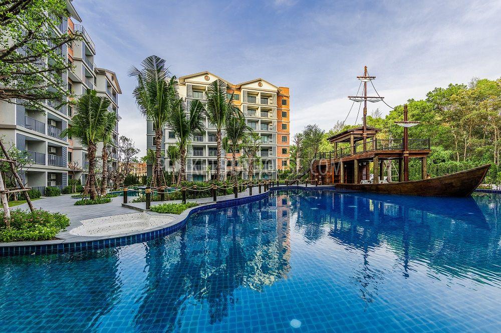 普吉岛新项目一间卧室的公NAI YANG区:寓NYG6138