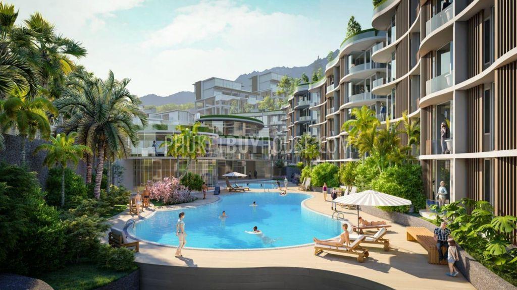 普吉岛卡马拉现代设计公寓KAMALA区:KAM6094