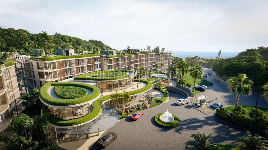 普吉岛海滩2居室公寓KAMALA区:KAM6095