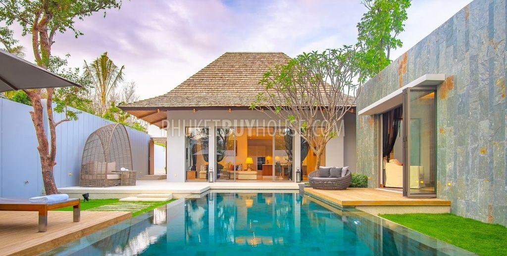 普吉岛现代两卧室泳池别墅BANG TAO区:BAN6093