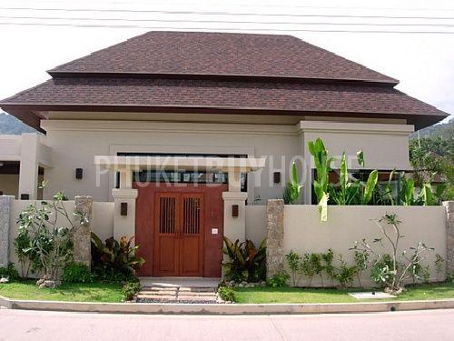 Thai Contemporary House Design House Style Ideas