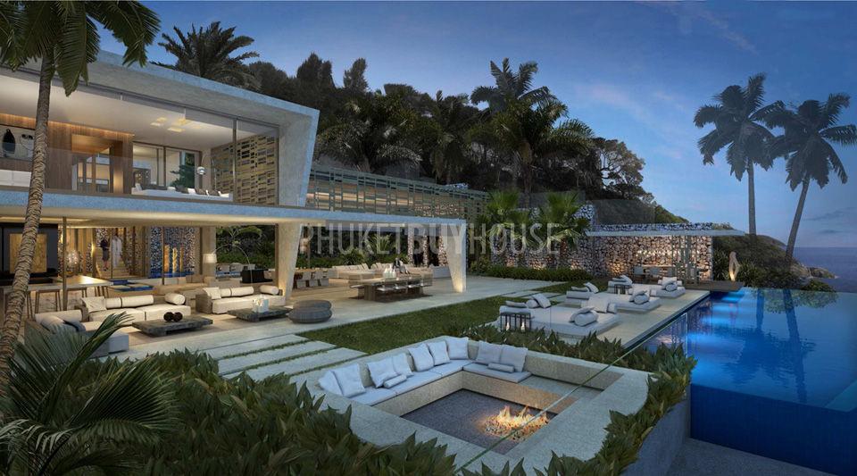 Kam1918 New Ultra Luxury Sea Front Villas In Kamala