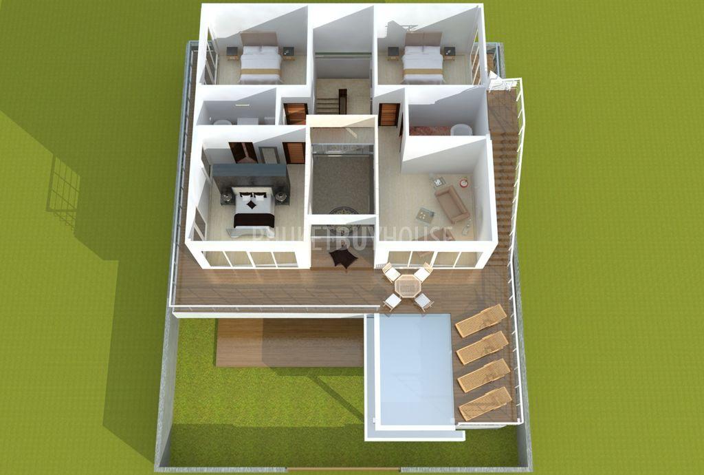 Nai1949 Modern Seaviews Viewtop Villa Supreme Comfort Style Phuket Buy House