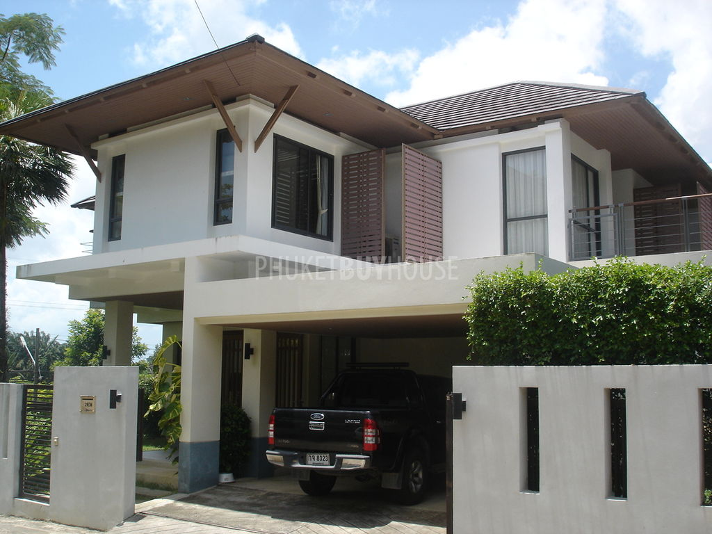 ^ KH2012: Pool House 3 Bedroom for rent & for Sale Kathu , Phuket ...