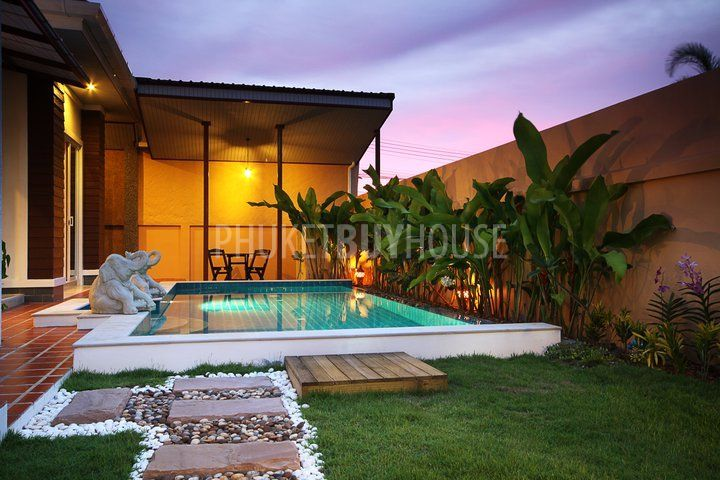 Phu2358 private swimming pool near phuket british - Houses to rent in uk with swimming pools ...