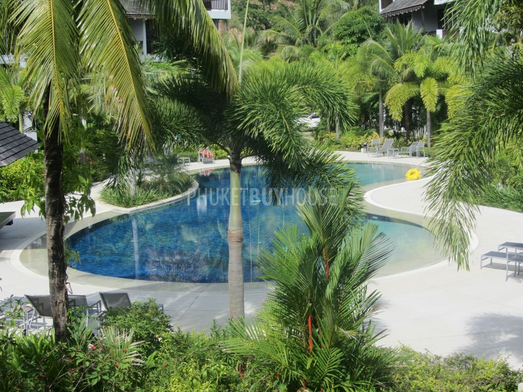 BAN2404: Bangtao Beach gardens, 2 Bed, 2 nd floor Apartment, 8.5 ...