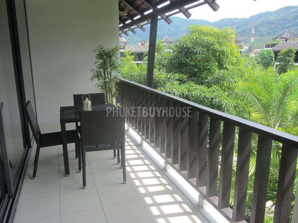 BAN2480: 2 Bedroom Penthouse Apartment, Bangtao Beach Gardens, For ...