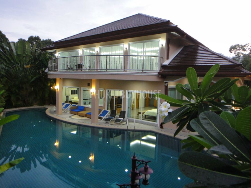 Kam3265 Beautiful Villa In Kamala Phuket Buy House