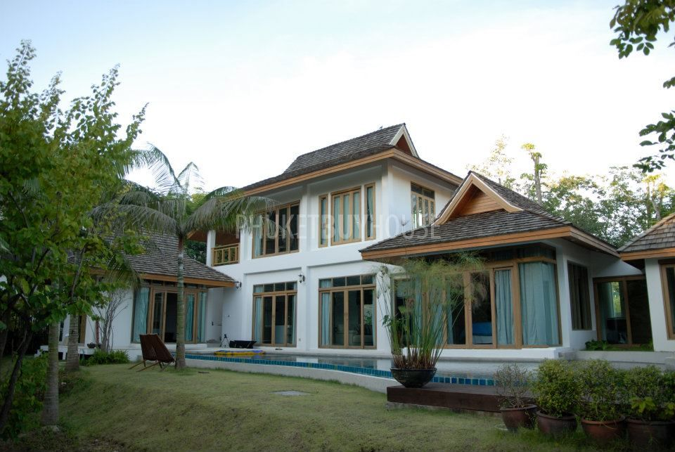 Cha1398 Value Deal Thai Bali Style Double Storey Pool