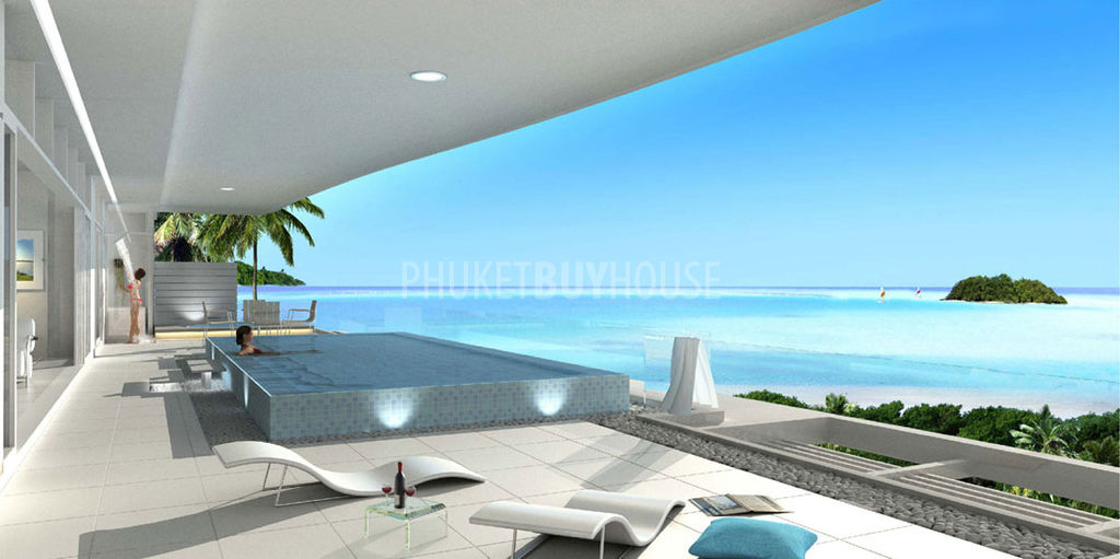 Kat4198 An Exclusive Luxury 3 Bedroom Penthouse With Sea
