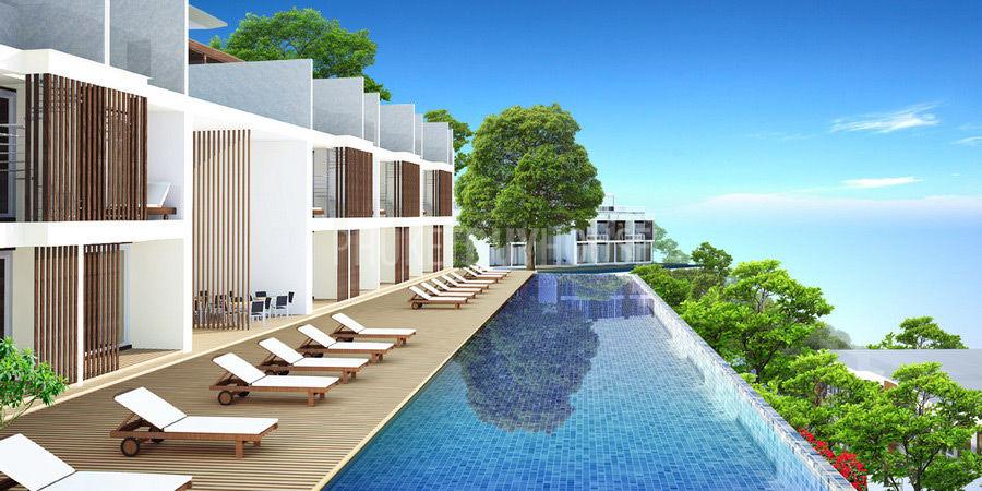 Pat4473 apartments overlooking patong bay phuket buy house for Patong apartments