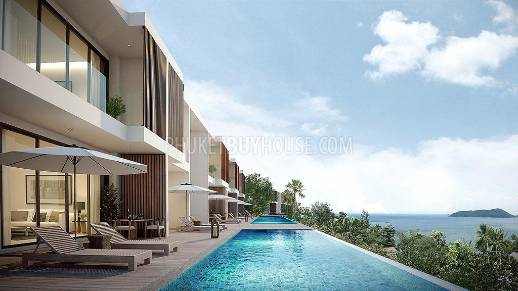 Brand new condo with sea view