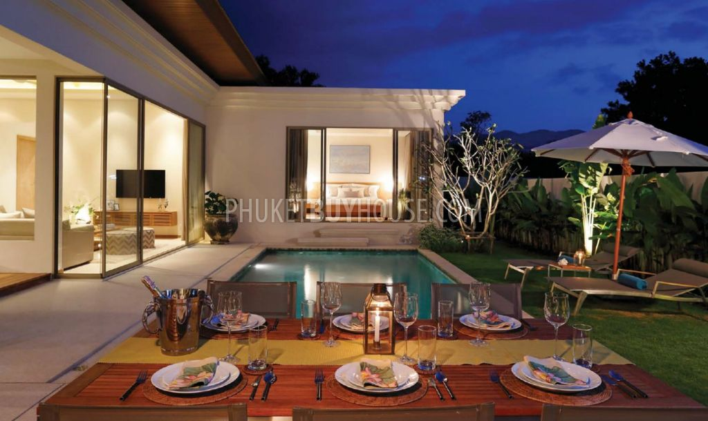 BAN Beautiful  Peaceful Villas With Tropical Garden And - House with garden and swimming pool