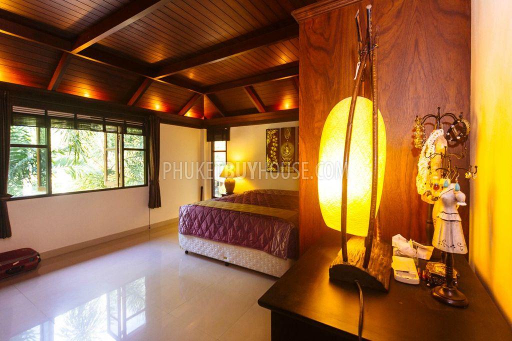 Kat5034 4 Bedroom Luxury Thai Style Villa Phuket Buy House